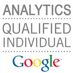 Certifié Google Analytics